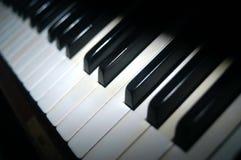 Klavier Lizenzfreie Stockfotografie