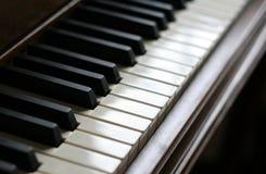 Klavier-Frieden Stockfotografie