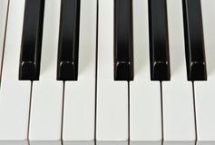 Klaviertastatur Lizenzfreies Stockfoto