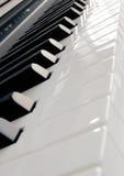 Klaviertastatur Lizenzfreie Stockfotos