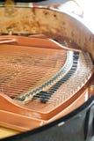 Klavierteile Stockbilder