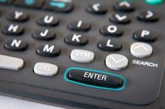 klawiatura elektronicznej Fotografia Stock