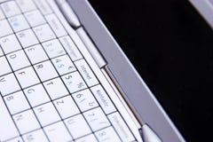 klawiatura komórkę Obrazy Royalty Free
