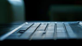 Klawiatura komputer Fotografia Stock
