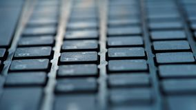 Klawiatura komputer Zdjęcia Stock