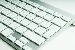 klawiatura nowożytna Zdjęcie Stock