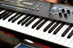klawiaturowy pianino Zdjęcia Stock