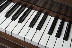 klawiaturowy pianino Zdjęcia Royalty Free