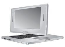 klawiatury otwartego komputeru osobisty parawanowa seans pastylka Zdjęcia Stock