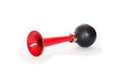 Klaxon vermelho Foto de Stock