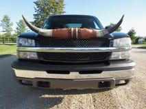 Klaxons de camion Photo libre de droits