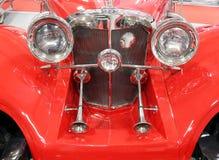 Klaxons de voiture d'Oldtimer Image libre de droits