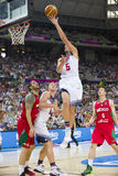 Klay Thompson of USA Team Royalty Free Stock Photos