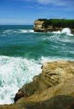 Klayar beautiful beach Royalty Free Stock Photos