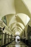 KLCC清真寺或Syakirin清真寺在吉隆坡 图库摄影