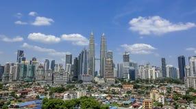 KLCC Μαλαισία Στοκ φωτογραφία με δικαίωμα ελεύθερης χρήσης