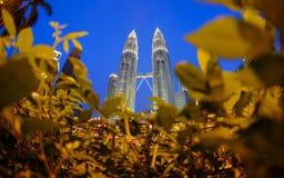 KLCC Μαλαισία Στοκ Φωτογραφία