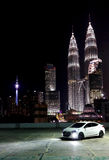 KLCC Малайзия Стоковая Фотография RF