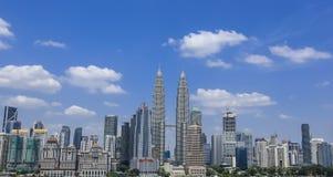 KLCC Малайзия стоковые фотографии rf