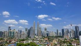 KLCC Малайзия Стоковое Изображение