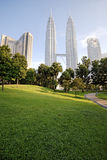 KLCC - 04 Royalty Free Stock Photo