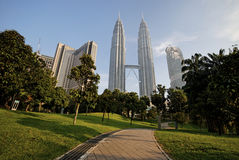 KLCC - 05 Royalty Free Stock Images