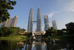 KLCC - 07 Royalty Free Stock Image