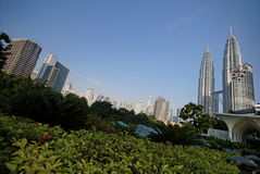 KLCC - 14 Royalty Free Stock Image