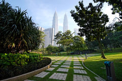 KLCC - 20 Royalty Free Stock Photos
