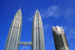 KLCC. Malaysia Capital Kuala Lumpur KLCC Stock Photography
