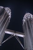 KLCC Royalty Free Stock Photography