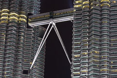 KLCC Bridge royalty free stock images
