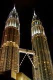 KLCC, Kuala Lumpur Fotografia Stock Libera da Diritti
