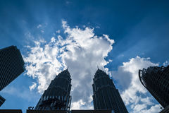 KLCC Royalty Free Stock Photo