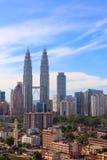 KLCC in Kuala Lumpur, Malaysia Royalty Free Stock Image