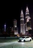 KLCC Maleisië Royalty-vrije Stock Fotografie