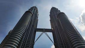 KLCC Menara Twin Tower, Kuala Lumpur Royalty Free Stock Images