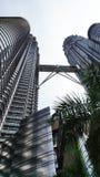 KLCC Menara Twin Tower, Kuala Lumpur Stock Photos