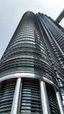 KLCC Menara Twin Tower, Kuala Lumpur Stock Image