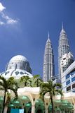 KLCC Mosque Stock Image