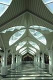 KLCC Mosque or As-Syakirin Mosque in Kuala Lumpur Stock Photo