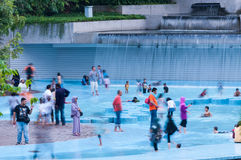 KLCC Park Stock Photography