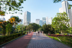 KLCC Park Stock Photo