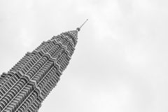 KLCC Tower Stock Photos