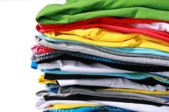 kläder Arkivbild