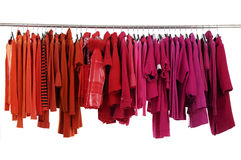 kläder Royaltyfria Foton