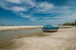 Klebang海滩 库存照片