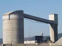 Kleber-Fabrik Lizenzfreie Stockfotos