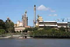 Kleberfabrik stockfotos