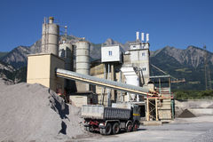 Kleberproduktion lizenzfreie stockfotografie